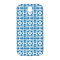 Pattern Samsung Galaxy S4 I9500/i9505  Hardshell Back Case by Valentinaart