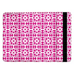Pattern Samsung Galaxy Tab Pro 12 2  Flip Case by Valentinaart