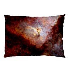 Carina Nebula Pillow Case (two Sides) by SpaceShop