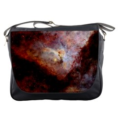 Carina Nebula Messenger Bags by SpaceShop