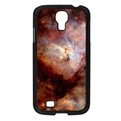 Carina Nebula Samsung Galaxy S4 I9500/ I9505 Case (black) by SpaceShop