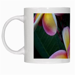 Premier Mix Flower White Mugs by alohaA