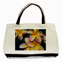 Premier Mix Flower Basic Tote Bag by alohaA