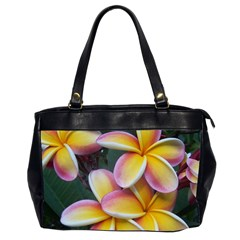 Premier Mix Flower Office Handbags (2 Sides)  by alohaA