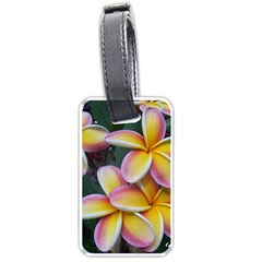 Premier Mix Flower Luggage Tags (two Sides) by alohaA