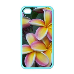 Premier Mix Flower Apple Iphone 4 Case (color) by alohaA
