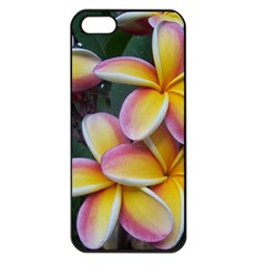 Premier Mix Flower Apple Iphone 5 Seamless Case (black) by alohaA