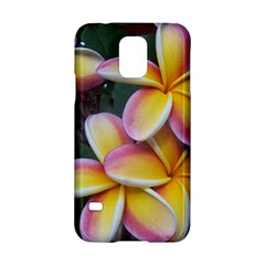 Premier Mix Flower Samsung Galaxy S5 Hardshell Case  by alohaA