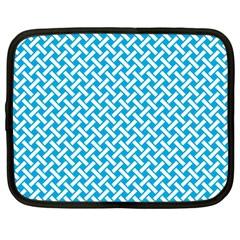 Pattern Netbook Case (large) by Valentinaart