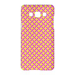 Pattern Samsung Galaxy A5 Hardshell Case  by Valentinaart