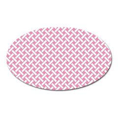 Pattern Oval Magnet by Valentinaart