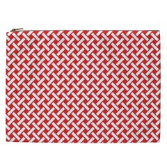 Pattern Cosmetic Bag (xxl)  by Valentinaart