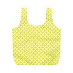 Pattern Full Print Recycle Bags (m)  by Valentinaart