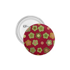 Floral Pattern 1 75  Buttons by Valentinaart