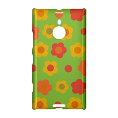 Floral Pattern Nokia Lumia 1520 by Valentinaart