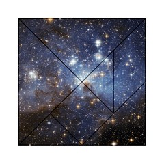 Large Magellanic Cloud Acrylic Tangram Puzzle (6  X 6 ) by SpaceShop