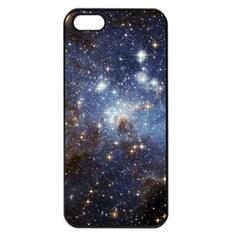 Large Magellanic Cloud Apple Iphone 5 Seamless Case (black) by SpaceShop