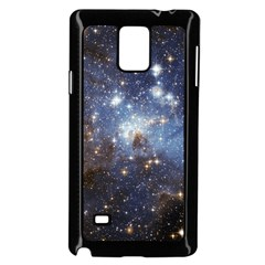 Large Magellanic Cloud Samsung Galaxy Note 4 Case (black) by SpaceShop