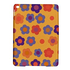 Floral Pattern Ipad Air 2 Hardshell Cases by Valentinaart