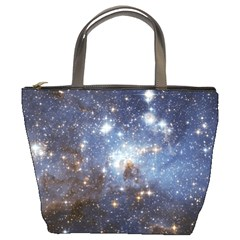 Large Magellanic Cloud Bucket Bags by SpaceShop