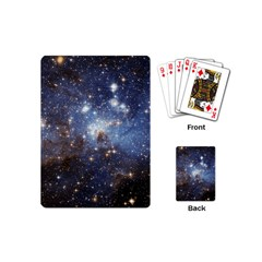 Large Magellanic Cloud Playing Cards (mini)  by SpaceShop