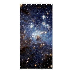 Large Magellanic Cloud Shower Curtain 36  X 72  (stall)  by SpaceShop