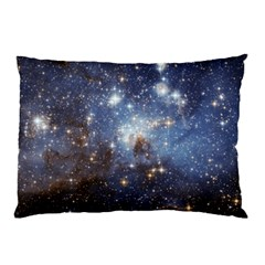Large Magellanic Cloud Pillow Case (two Sides) by SpaceShop