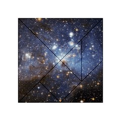 Large Magellanic Cloud Acrylic Tangram Puzzle (4  X 4 ) by SpaceShop