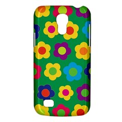 Floral Pattern Galaxy S4 Mini by Valentinaart