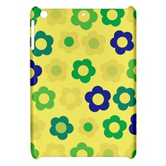 Floral Pattern Apple Ipad Mini Hardshell Case by Valentinaart