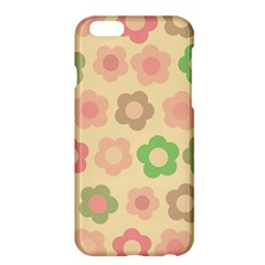 Floral Pattern Apple Iphone 6 Plus/6s Plus Hardshell Case by Valentinaart