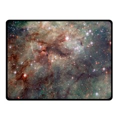 Tarantula Nebula Fleece Blanket (small) by SpaceShop