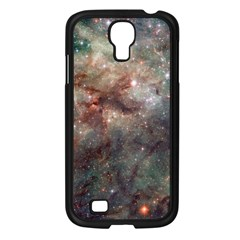 Tarantula Nebula Samsung Galaxy S4 I9500/ I9505 Case (black) by SpaceShop