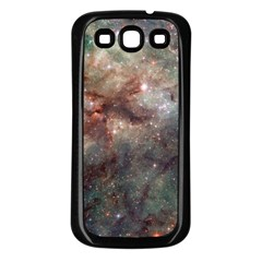 Tarantula Nebula Samsung Galaxy S3 Back Case (black) by SpaceShop