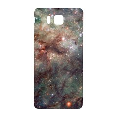 Tarantula Nebula Samsung Galaxy Alpha Hardshell Back Case by SpaceShop