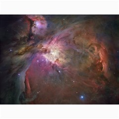 Orion Nebula Canvas 18  X 24   by SpaceShop
