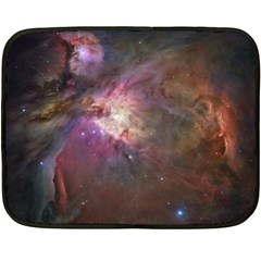 Orion Nebula Fleece Blanket (mini) by SpaceShop