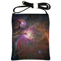 Orion Nebula Shoulder Sling Bags by SpaceShop