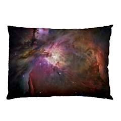 Orion Nebula Pillow Case (two Sides) by SpaceShop