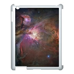 Orion Nebula Apple Ipad 3/4 Case (white) by SpaceShop