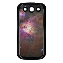 Orion Nebula Samsung Galaxy S3 Back Case (black) by SpaceShop