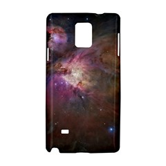 Orion Nebula Samsung Galaxy Note 4 Hardshell Case by SpaceShop