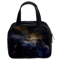 Propeller Nebula Classic Handbags (2 Sides) by SpaceShop