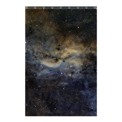 Propeller Nebula Shower Curtain 48  X 72  (small)  by SpaceShop