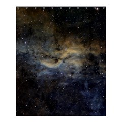 Propeller Nebula Shower Curtain 60  X 72  (medium)  by SpaceShop