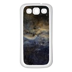 Propeller Nebula Samsung Galaxy S3 Back Case (white) by SpaceShop
