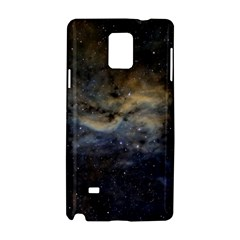 Propeller Nebula Samsung Galaxy Note 4 Hardshell Case by SpaceShop