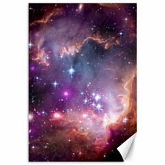Small Magellanic Cloud Canvas 12  X 18   by SpaceShop