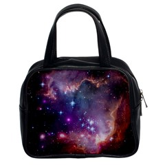 Small Magellanic Cloud Classic Handbags (2 Sides) by SpaceShop
