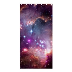 Small Magellanic Cloud Shower Curtain 36  X 72  (stall)  by SpaceShop